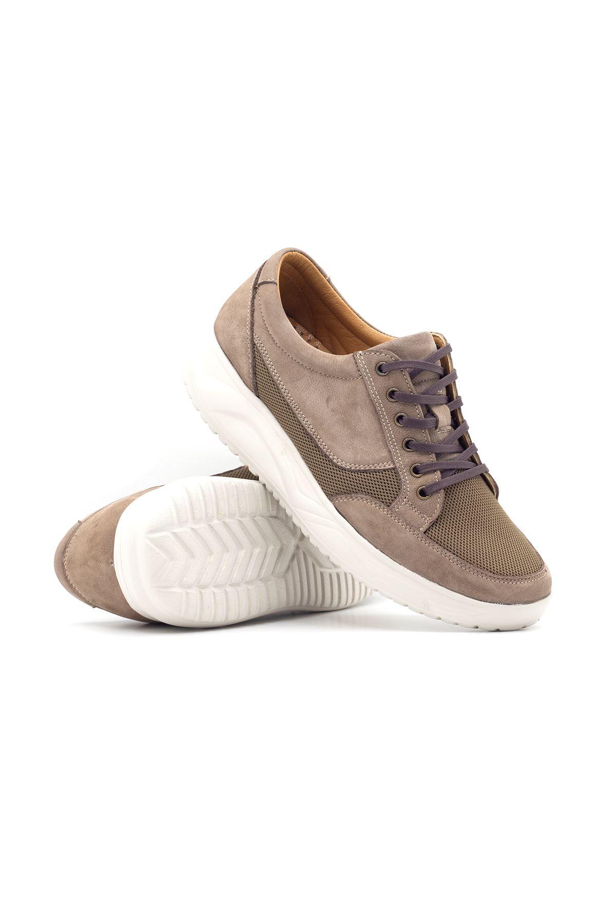 1656 Nubuk Kum Erkek Yürüyüş Ayakkabısı
