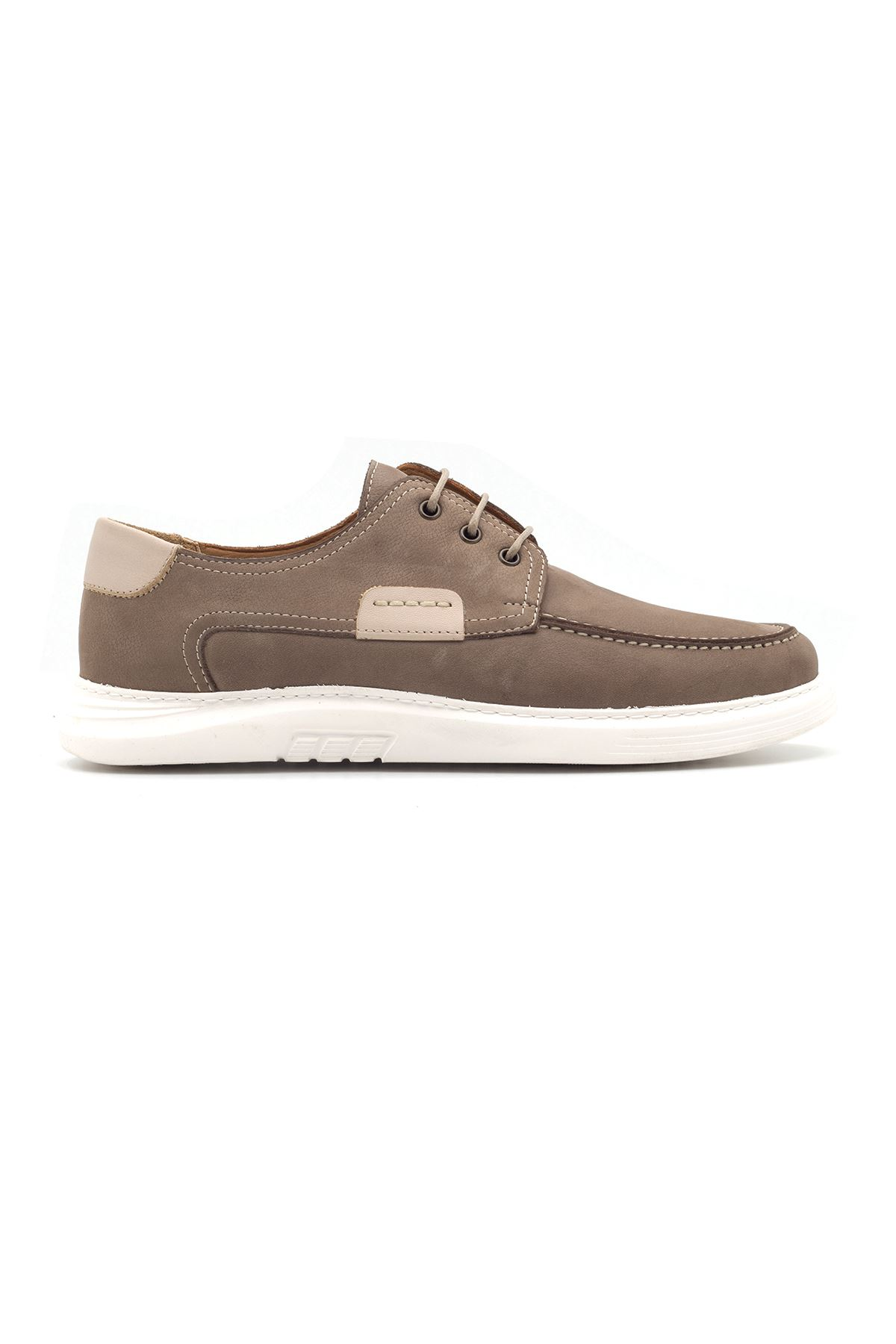 2101 Nubuk Kum Stil Erkek Ayakkabı
